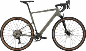 Cannondale Topstone Carbon Lefty 3 LG Stealth Grey