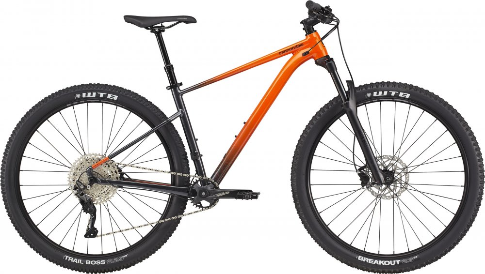 Cannondale Trail SE 3 MD Impact Orange