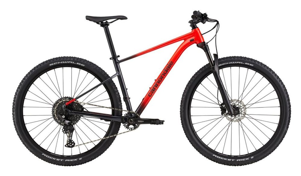Cannondale 29 M Trail SL 3 MD Rally Red