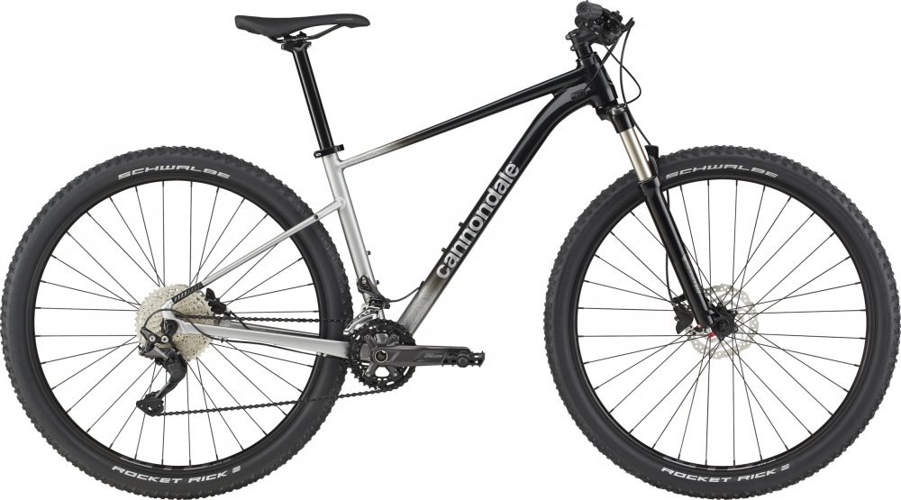 Cannondale Trail SL 4 SM Grey