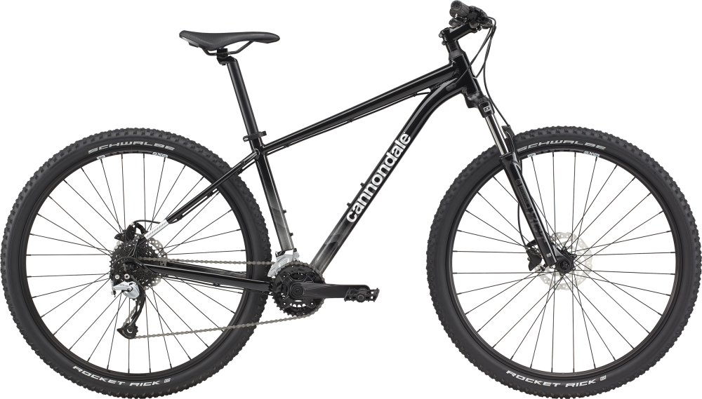 Cannondale Trail 7 XL Black