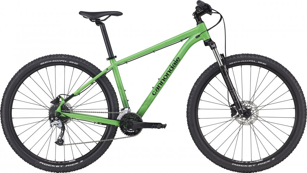 Cannondale Trail 7 XS Green