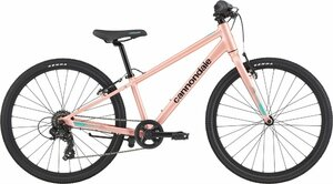 Cannondale Kids Quick 24 Girl's 24  Sherpa
