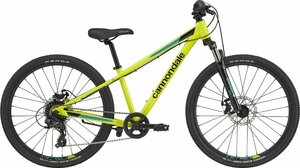 Cannondale Kids Trail 24 Girl's 24  Nuclear Yellow