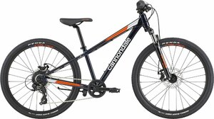 Cannondale Kids Trail 24 Boy's 24  Midnight Blue