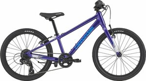 Cannondale Kids Quick 20 Girl's 20  Ultra Violet