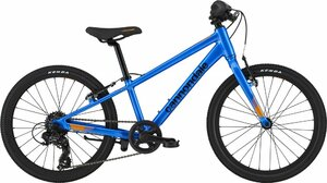 Cannondale Kids Quick 20 Boy's 20  Electric Blue