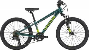 Cannondale Kids Trail 20 Boy's 20  Geared Emerald