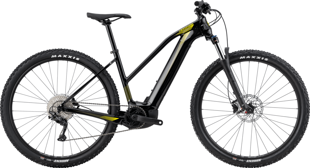 Cannondale Trail Neo 3 Remixte MD Black